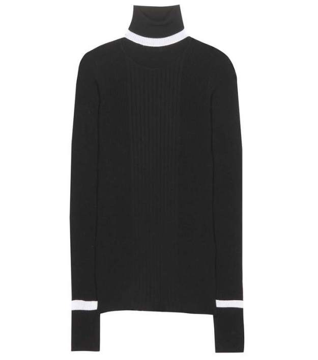 Emilio Pucci Wool turtleneck sweater