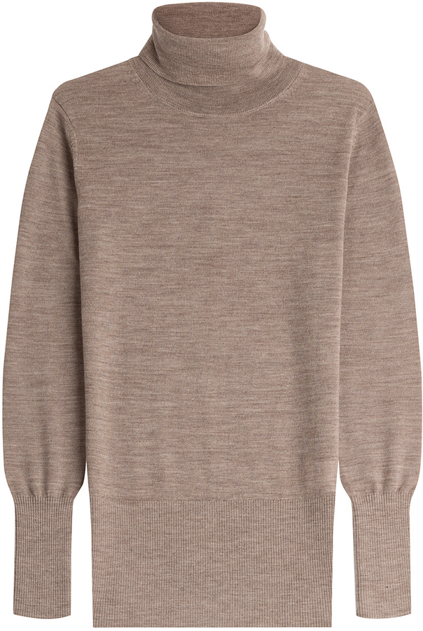 Steffen Schraut Essential Merino Wool Turtleneck