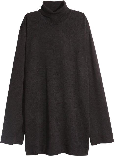 H&M - Knit Turtleneck Sweater