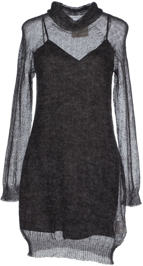 ERIKA CAVALLINI SEMICOUTURE Turtlenecks
