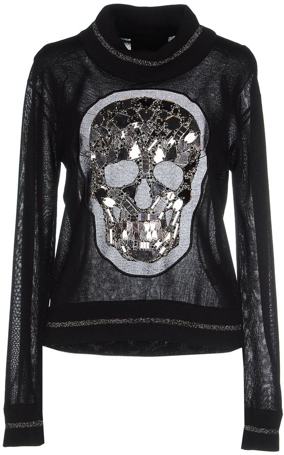 PHILIPP PLEIN COUTURE Turtlenecks