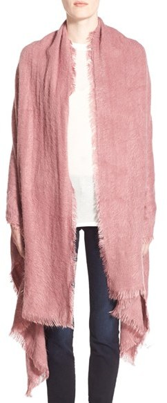 Free People 'Koda' Brushed Scarf