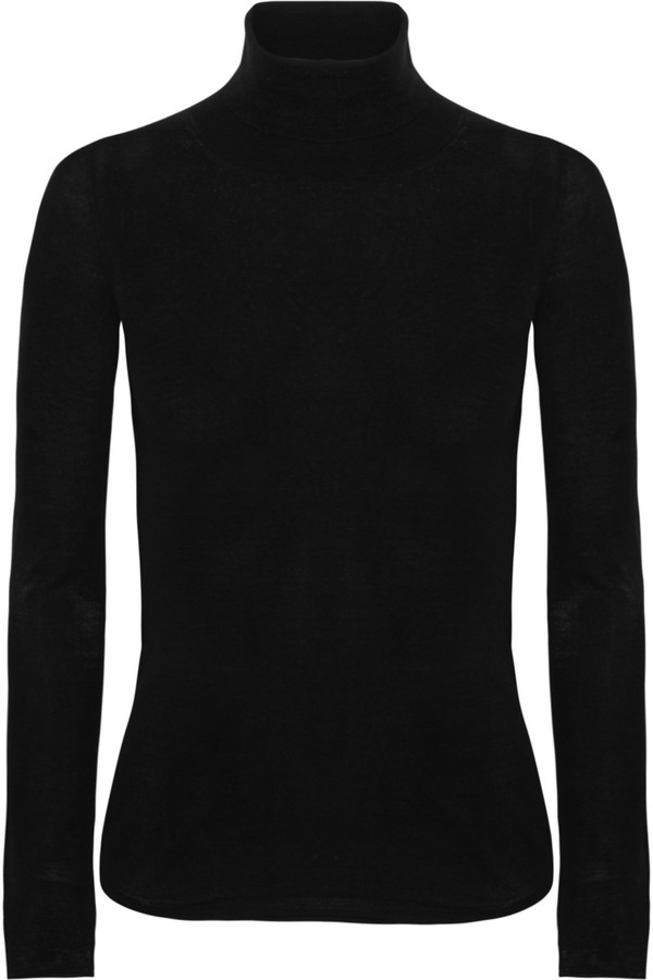 Joseph Merino Wool Turtleneck Sweater