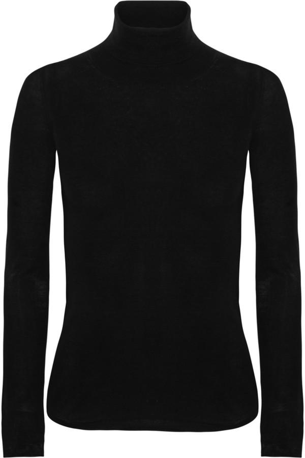 Joseph Merino Wool Turtleneck Sweater
