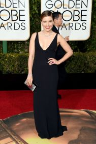 Sophia Bush In Narciso Rodriguez.
