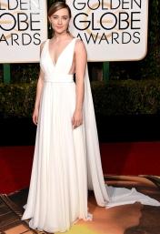 Saoirse Ronan In Yves Saint Laurent Couture