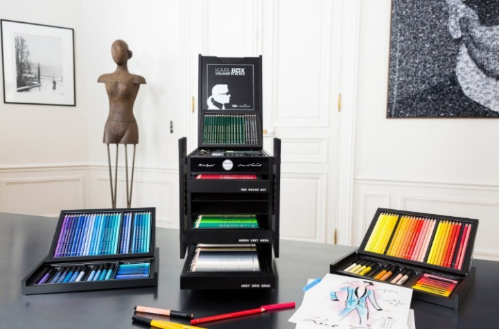 Arts & Crafts with Karl Lagerfeld