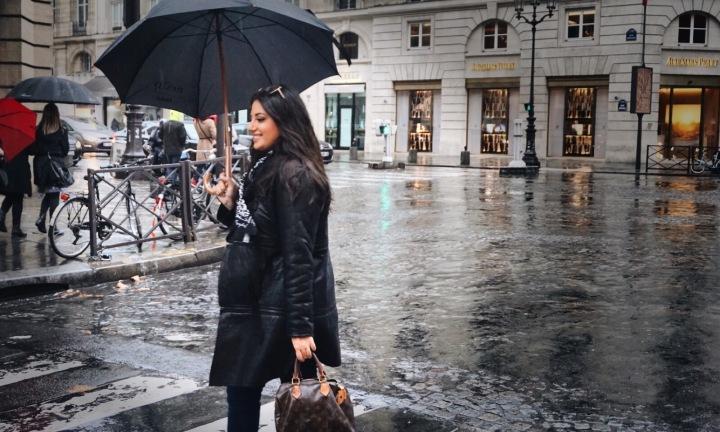 An American in Paris: RainyRendezvous