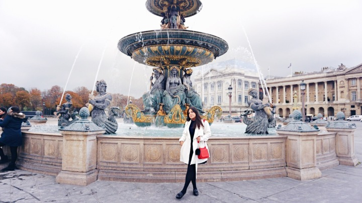 An American In Paris:  Oh La La Louvre, Place De La Concorde & Avenue Montaigne, TourEiffel