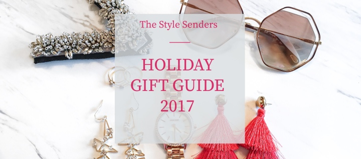 HOLIDAY GIFT GUIDE 2017 ($10-$400)